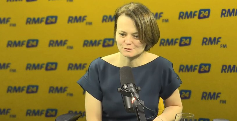 Jadwiga Emilewicz /RMF
