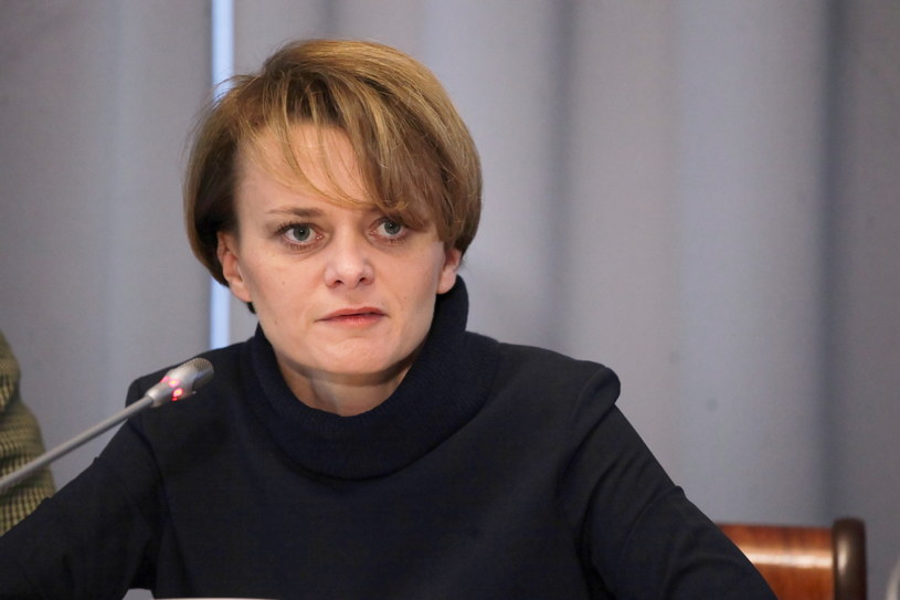 Jadwiga Emilewicz /Mateusz Marek /PAP/EPA
