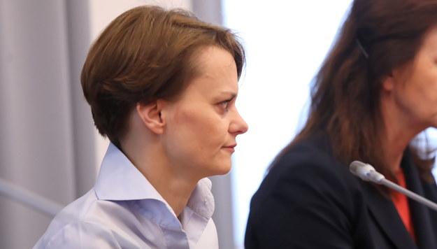 Jadwiga Emilewicz / Tomasz Gzell    /PAP