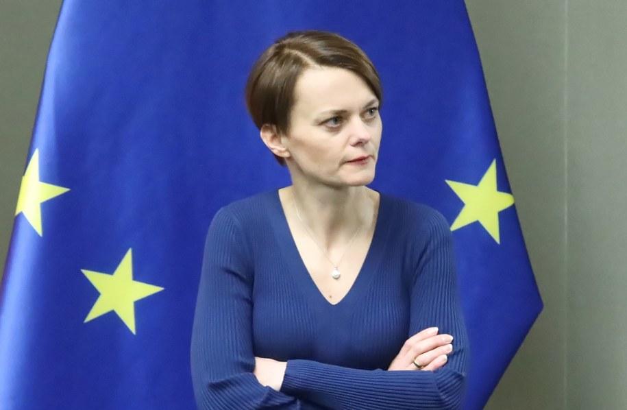 Jadwiga Emilewicz / Leszek Szymański    /PAP