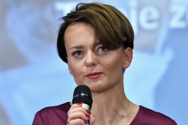 Jadwiga Emilewicz / Radek Pietruszka   /PAP