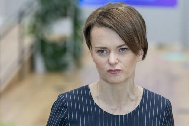Jadwiga Emilewicz /Tomasz Jastrzebowski/REPORTER /Agencja SE/East News