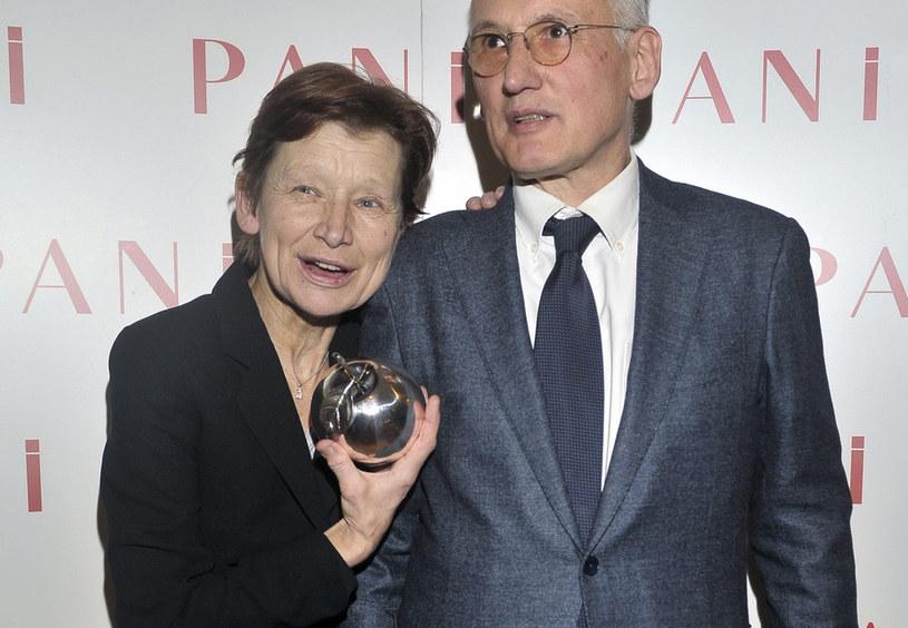 Jadwiga i Piotr Cieślakowie, 2012 rok /Kurnikowski /AKPA