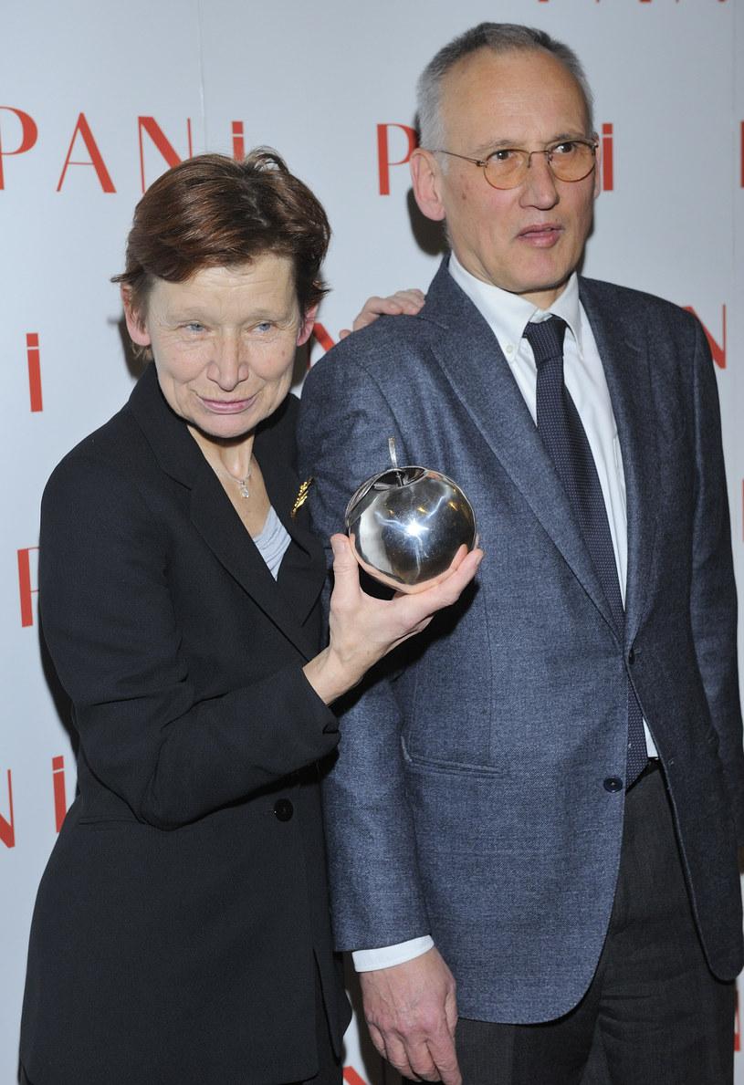 Jadwiga Jankowska-Cieślak i Piotr Cieślak /Jarosław Antoniak /MWMedia