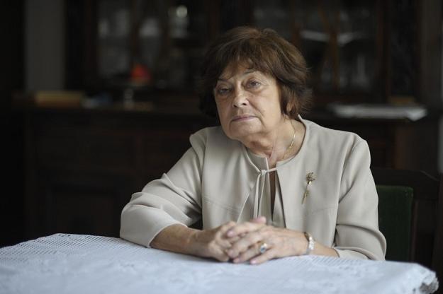 Jadwiga Kaczyńska, fot. M. Łobaczewski /Reporter