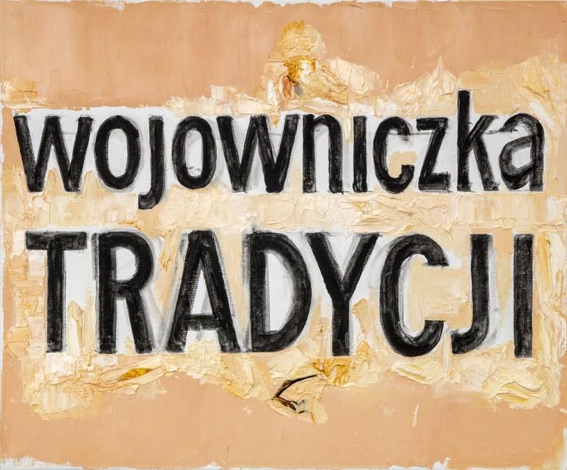 Jadwiga Sawicka, Wojowniczka tradycji /materiały prasowe