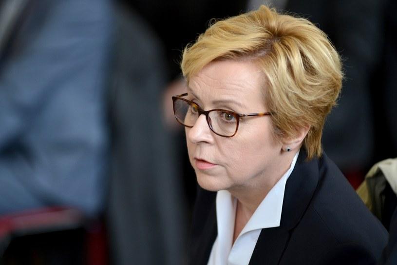 Jadwiga Wiśniewska /LUKASZ KALINOWSKI /East News