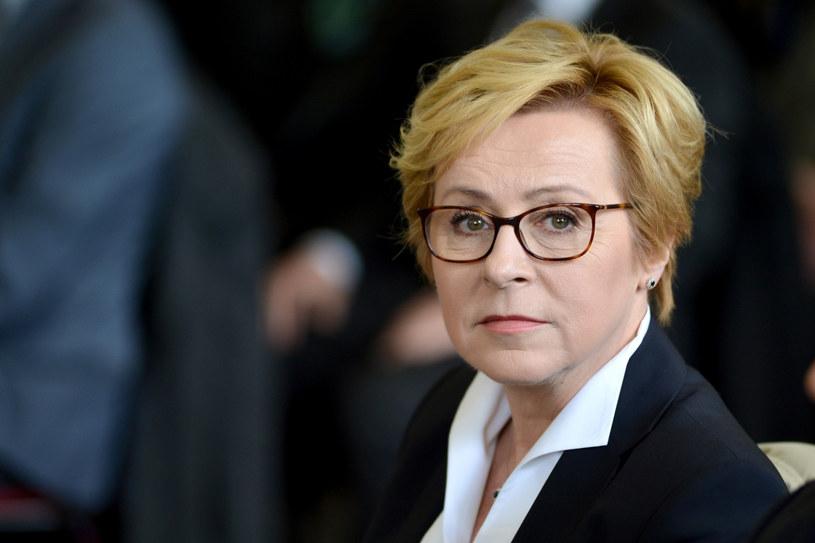Jadwiga Wiśniewska /Łukasz Kalinowski /East News