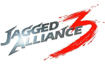 Jagged Alliance 3 - logo /INTERIA.PL