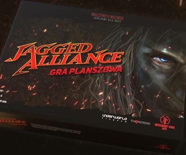 Jagged Alliance - rusza kampania crowfundingowa dla planszowej wersji gry