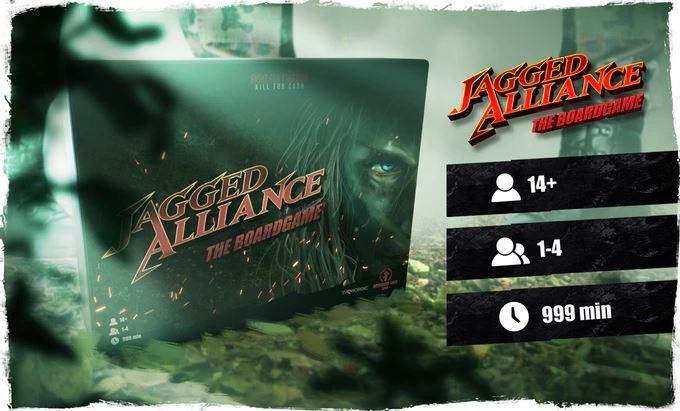 Jagged Alliance /materiały prasowe