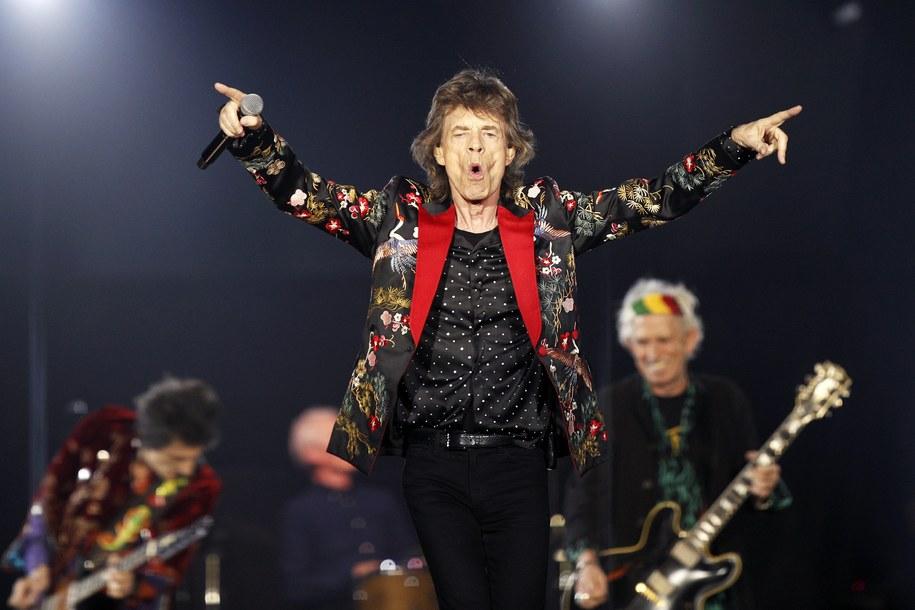 Jagger i spółka wystąpią w Polsce! /YOAN VALAT  /PAP/EPA