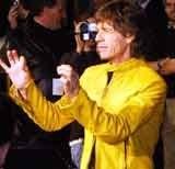 Jagger został przez byłe kochanki nazwany bogiem seksu /Archiwum