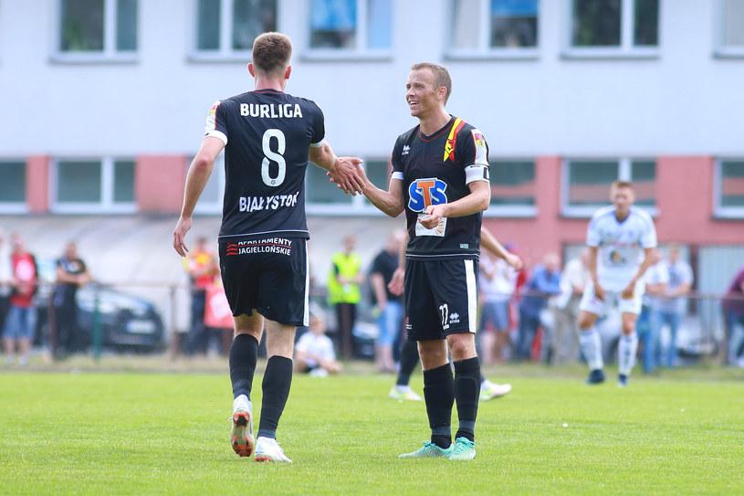 Jagiellonia Białystok /Maciej Gilewski /Newspix