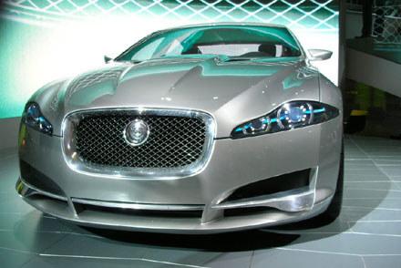 Jaguar C-XF / Kliknij /INTERIA.PL