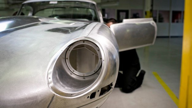 Jaguar E-Type Lightweight /Jaguar