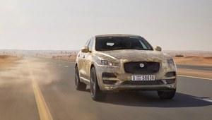 Jaguar F-Pace w ekstremalnych temperaturach
