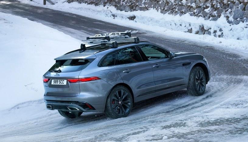 Jaguar F-Pace /