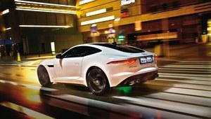 Jaguar F-Type Coupe R - test