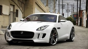 Jaguar F-Type Coupe zadebiutuje we Frankfurcie