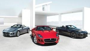 Jaguar F-Type - nowe zdjęcia