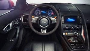 Jaguar F-Type także z ręczną skrzynią