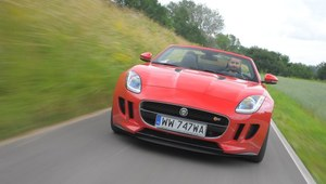 Jaguar F-Type V8 S - test