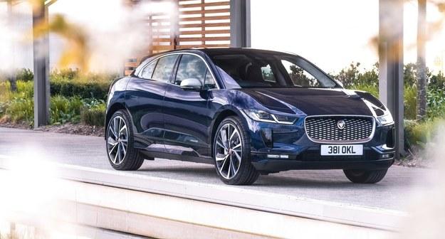 Jaguar I-Pace /