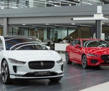 Jaguar Land Rover w nowej spółce joint venture