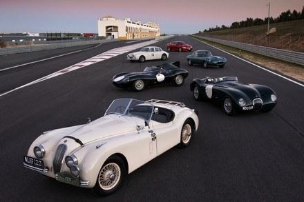 Jaguar ma 75 lat /