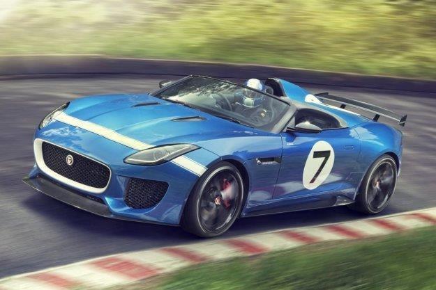 Jaguar Project 7 /