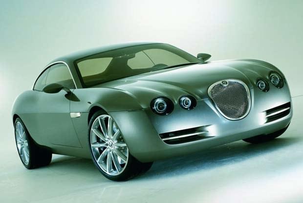 Jaguar R-Coupe (kliknij) /INTERIA.PL