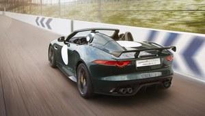 Jaguar rusza z produkcją F-Type'a Project 7