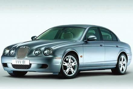 Jaguar s-type / Kliknij /INTERIA.PL