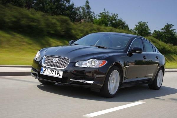 Jaguar XF (2007-2015)