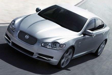 Jaguar XF /INTERIA.PL