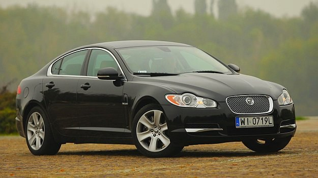 Jaguar XF /Motor
