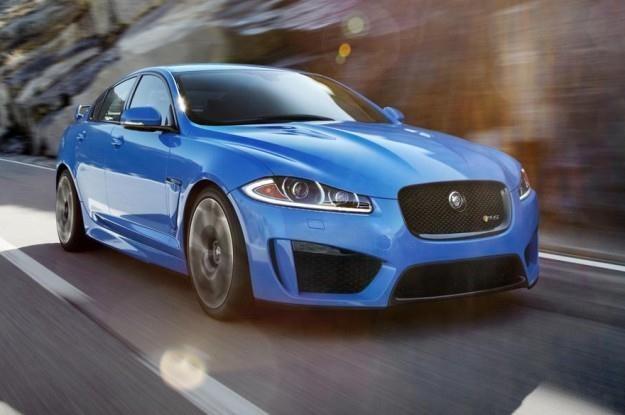 Jaguar XFR-S /