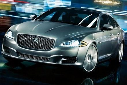 Jaguar XJ /INTERIA.PL