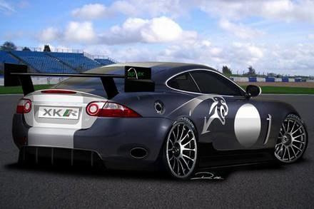 Jaguar XKR GT3 / Kliknij /INTERIA.PL