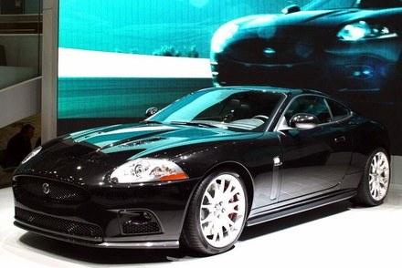 Jaguar XKR-S / Kliknij /INTERIA.PL