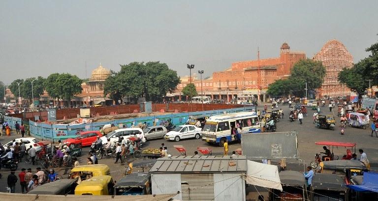 Jaipur, zdj. ilustracyjne /AFP