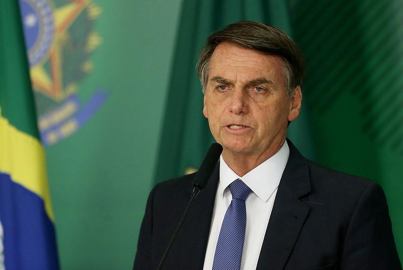 Jair Bolsonaro /AGENCIA ESTADO/Xinhua News/East News /East News