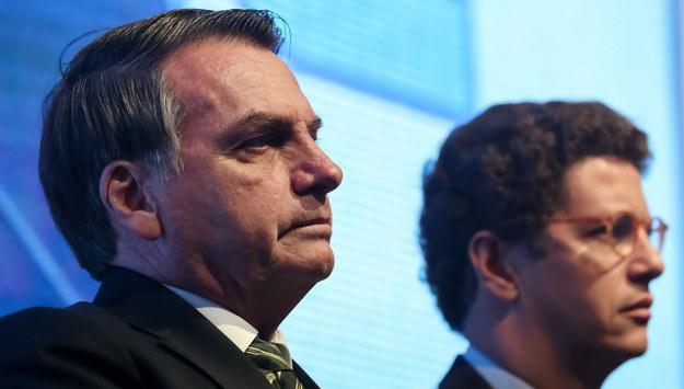 Jair Bolsonaro /Marcos Correa /PAP/EPA