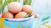 Jaja marmurkowe z majonezem