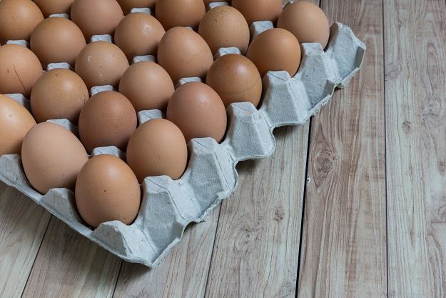 Jaja z Polski zakażone salmonellą - rzeczywiste zagrożenie czy nieuczciwa konkurencja? /©123RF/PICSEL