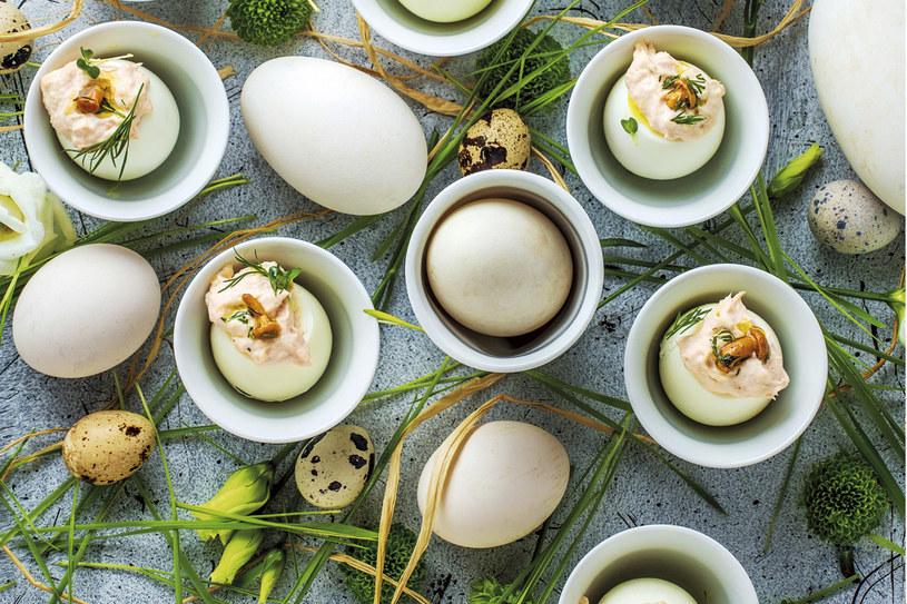 Jajka faszerowane /Twój Styl