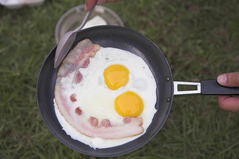 jajka na patelni /© Photogenica