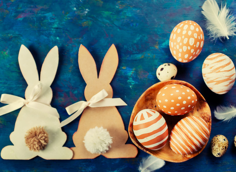 Jajka są symbolem życia /123RF/PICSEL