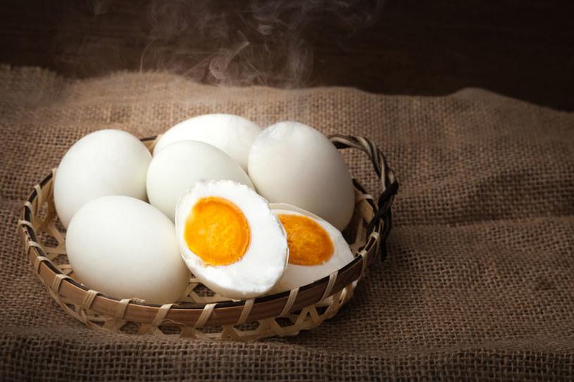 Jajka ugotowane na twardo /©123RF/PICSEL